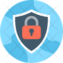 Digital Security Icon
