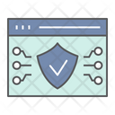 Web Browser Protection Icon