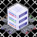 Digital Server Icon