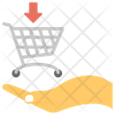 Digital Shopping Icon