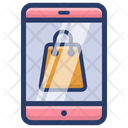 Digital Shopping Icon