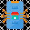Store Mobile Smartpone Icon