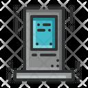 Display Monitor Digital Icon