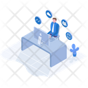 Digital Solution Icon