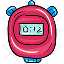 Digital Stopwatch Electronic Device Countdown Icon