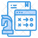 Digital Strategy Icon
