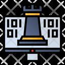Digital Strategy Icon