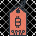 Digital Tag Icon