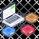 Digital Technology Icon