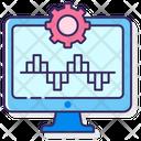 Digital Technology Cloud Technology Cloud Computing Icon
