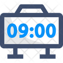 Digital Timer Icon