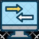 Digital Transaction Digital Transaction Icon