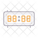 Digital Timer Clock Icon