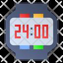 Wristwatch Smartwatch Clock Icon