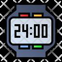 Digital Watch Icon
