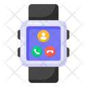 Smart Watch Digital Watch Mobile Watch Icon