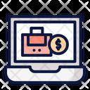 Digital Working Icon