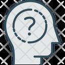 Dilemma Confusion Predicament Icon