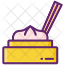 Dim Sum Steam Dough Steam Bun Icon