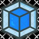 Shape Box Cube Icon