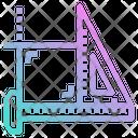 Saw Construction Hacksaw Icon