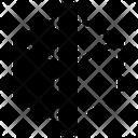 Shape Geometric Dimension Icon