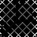 Dimension Xyz Dimension Cube Icon