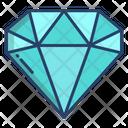 Dimond Gem Stone Icon
