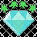 Dimond Star Diamond Star Icon