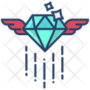 Dimond Wings Icon
