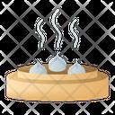 Dimsum Cuisine Traditional Icon