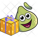 Dimsum Giving Gift Icon