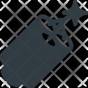 Dinamite Tnt Blast Icon