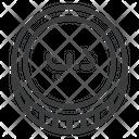 Dinar Icon