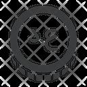 Iraqi Trade Iqd Icon
