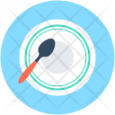Dining Tableware Eating Icon