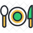 Dining Fork Knife Icon