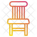 Chair Furniture Interior Icon