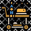 Dining Service Cloche Icon