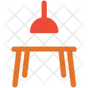 Dining Room Table Icon