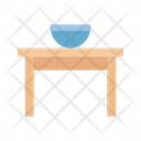 Dining Table Table Household Icon