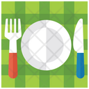 Tableware Dinner Lunch Icon