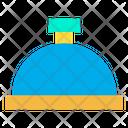 Cloche Dish Food Icon
