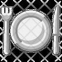 Dinner Cuisine Dish Icon