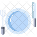 Aserving Food Dish Icon