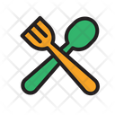 Eat Fork Hotel Icon