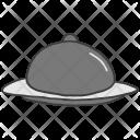 Dinner Serve Restaurant Icon