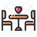 Dinner Dining Marriage Icon