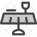 Dinner Dish Glass Icon