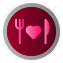 Dinner Date Icon